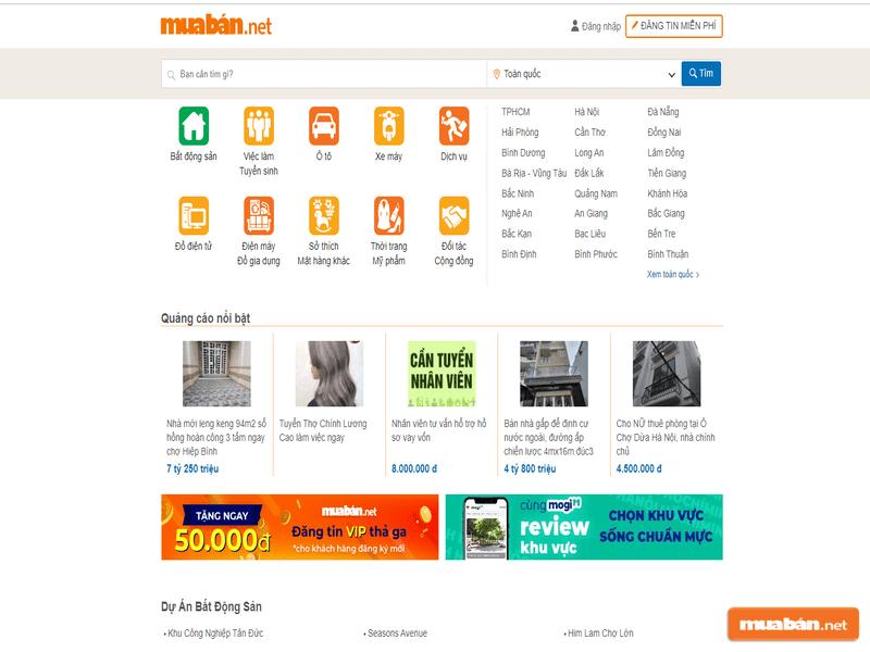 Hãy để muaban.net giúp bạn thuê mặt bằng dự án Vincom Plaza