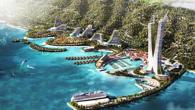 Dự án tỷ USD của đại gia Việt: ý tưởng hoành tráng, làm được bao nhiêu