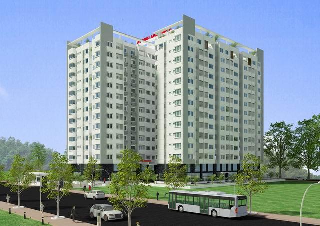 Căn Hộ Võ Đình Apartment